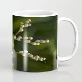 Pearls in the green nature Coffee Mug