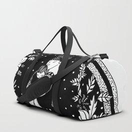 "Inktober, Day 9 ""Precious"" #inktober #inktober2018 Duffle Bag"
