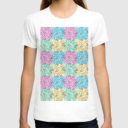 Sexy pattern T-shirt