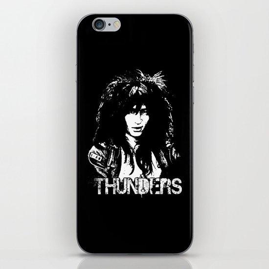 Johnny Thunders iPhone & iPod Skin