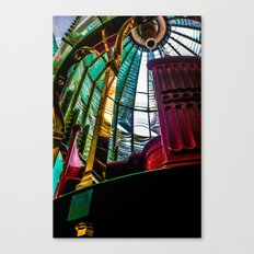 Lighthouse prisms Canvas Print