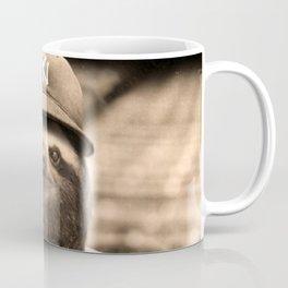 Baseball Sloth Coffee Mug