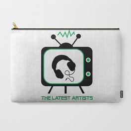 The Latest Artists Carry-All Pouch