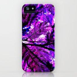 Leaves V6WL iPhone Case