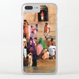 Ganges Clear iPhone Case