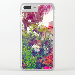 Choose Joy. Clear iPhone Case