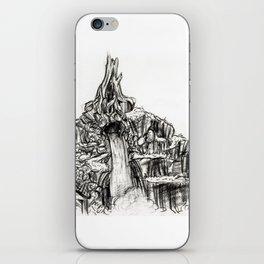 Splash Mountain iPhone Skin