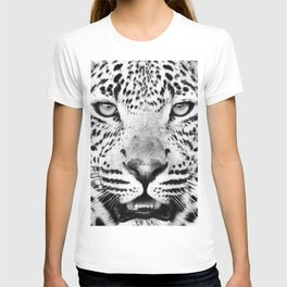 Leopard, Animal, Scandinavian, Minimal, Trendy decor, Interior, Wall art Art T-shirt
