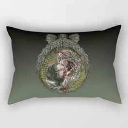 Herbert West Rectangular Pillow