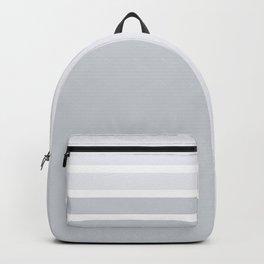 Split 2 Grey Backpack