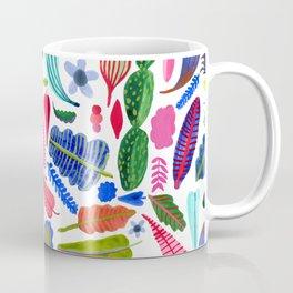 colorful plants Coffee Mug