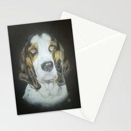 Derek the dog Stationery Cards