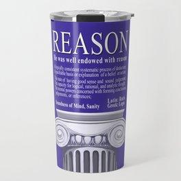 Reason Travel Mug