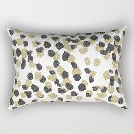 Leopard Glam Rectangular Pillow