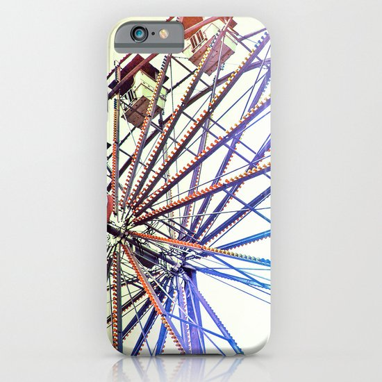 Modern Spin on Neolithic Technology iPhone & iPod Case