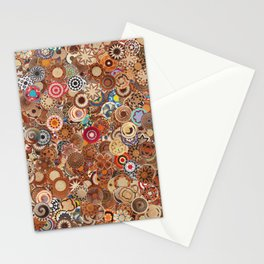 African Baskets Stationery Cards