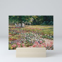 Favorite Spot — Garden Painting Mini Art Print