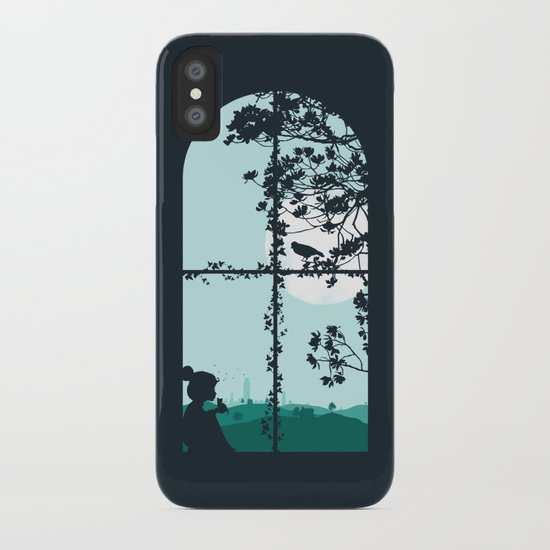 Mad World II iPhone Case
