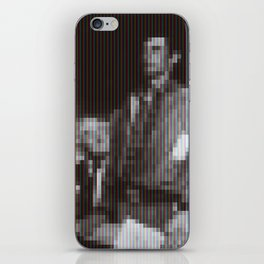 Network Television iPhone Skin