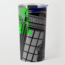 BUSY LINE Technicolour Travel Mug