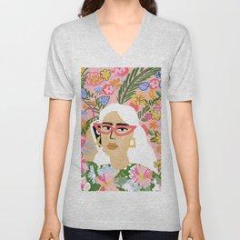 Fashion Is Calling Me Unisex V-Neck