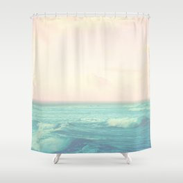Sea Salt Air Shower Curtain