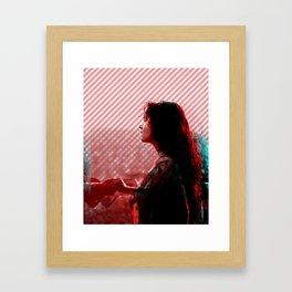 Sheila - Army of Darkness Framed Art Print
