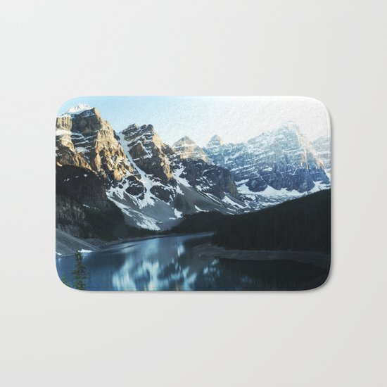 Mountain Glory Bath Mat