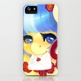 Letter to Rarity iPhone Case
