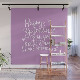 Galentine's Day Wall Mural