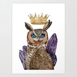 Prince Stolas Art Print
