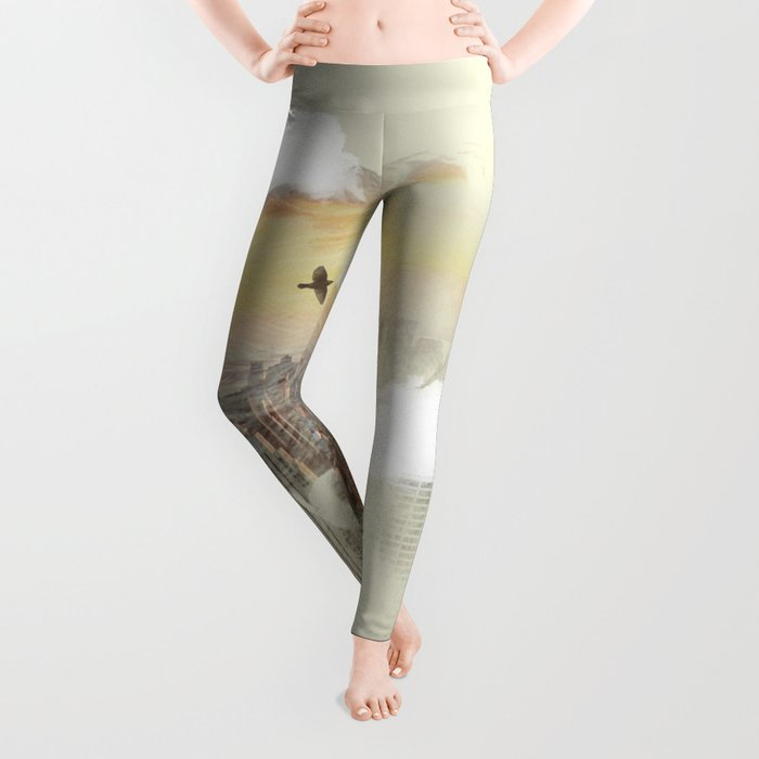 New York City Drifting Leggings