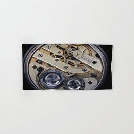 Clockwork mechanism  Hand & Bath Towel