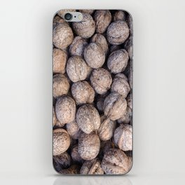 Nuts over You iPhone Skin