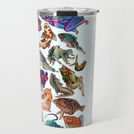 Reverse Mermaids Travel Mug