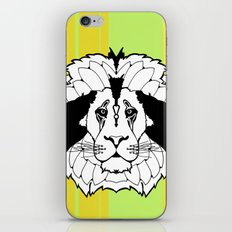 The Mane Attraction iPhone & iPod Skin