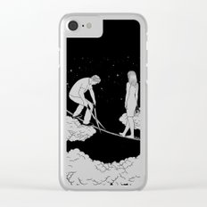 I'm not ready for the final cut Clear iPhone Case