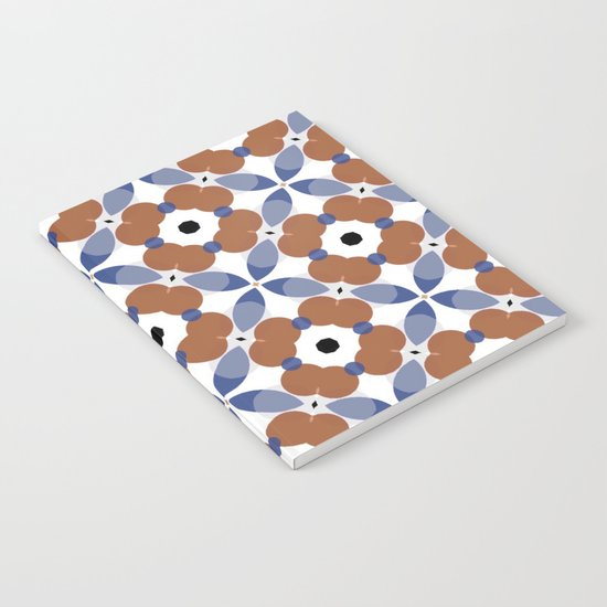 Moroccan Tile - poppy by galeswitzer