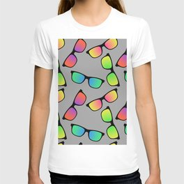 Sunglasses Pattern T-shirt
