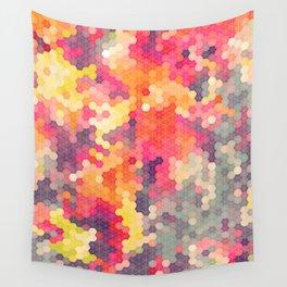 Summer Garden 4 Wall Tapestry