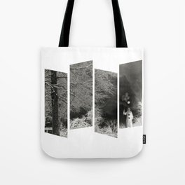Coulrophobia Woods Tote Bag