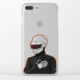 thomas Clear iPhone Case