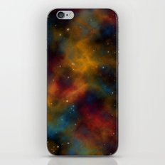 Final Frontier Abstract 2 iPhone & iPod Skin