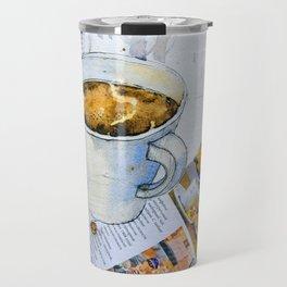 Cup of coffee Travel Mug
