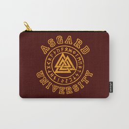 Asgard University Carry-All Pouch