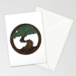 Bonsai Tree Stationery Cards