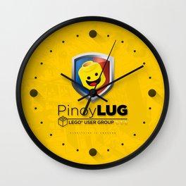 PinoyLUG Wall Clock