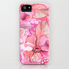 Lil' Garden Party iPhone Case