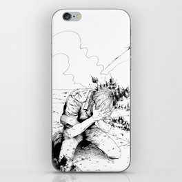 Desert #2 iPhone Skin