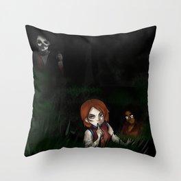 Halloween Spirit Throw Pillow